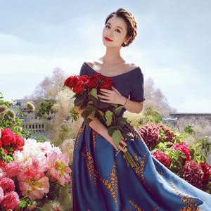 林心如七夕大片美如画,和霍建华十年挚友修成正果,进入婚礼倒计时!