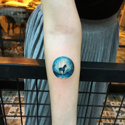 这可能是你见过的最文青儿的纹身