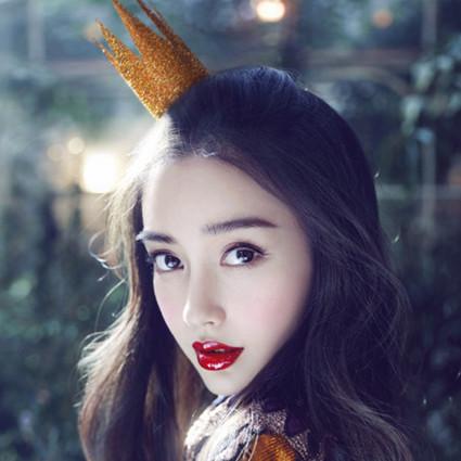 """Angelababy""""光疗唇""""已上线,做女神做公主,就等你学着涂了!"""