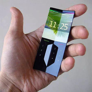 未来手机竟然是这样!看完惊呆了!