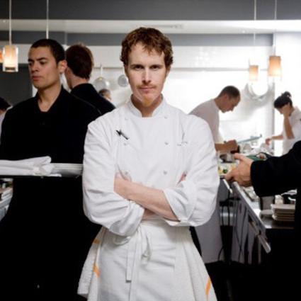 """上海米其林餐厅榜单出炉啦~而这家的主厨味觉竟然""""失灵""""了?"""