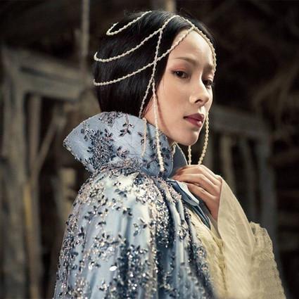 芭姐观影团|被古龙捯饬得这么美的江一燕,却没赢得林更新的心!