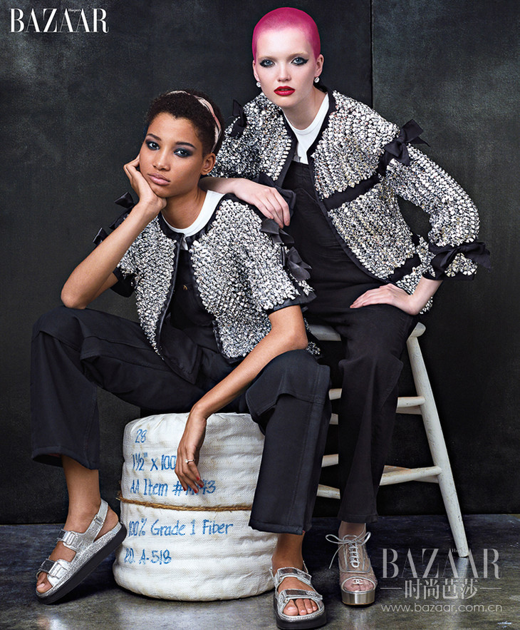 Harpers-Bazaar-March-2016-Lineisy-Montero-Ruth-Bell-and-Greta-Varlese-by-Bjorn-Iooss-11
