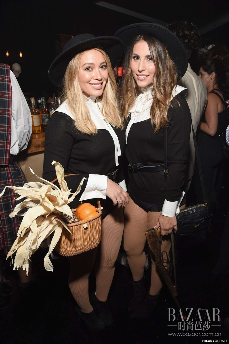Hilary-Duff--2016-Casamigos-Tequila-Halloween-Party--03