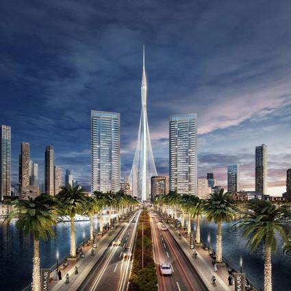 迪拜又将建起一座最高塔楼,美得惊艳你的眼睛
