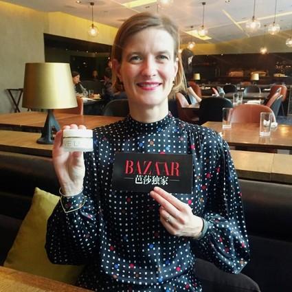时尚芭莎专访EVE LOM产品总监Amandine | 发光肌的第一步是清洁