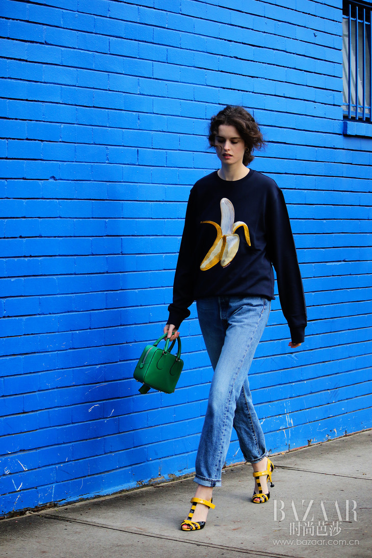 Acne-Studios-Emoji-Collection-Banana-Sweatshirt-Levis-Bally-Prada-Chloe-Hill-Street-Style