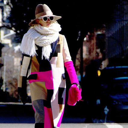 """我天!暖呼呼的毛绒包,这个冬天我终于可以""""露一手""""了!"""