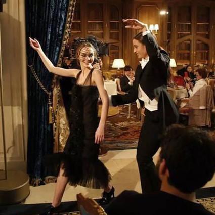Chanel这次把秀办在了酒店餐厅,还顺便为羽绒服正了名!