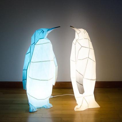 家里如果有这样一盏动物台灯,一定会暖心不少