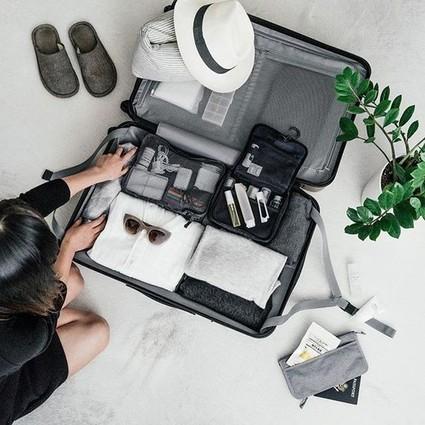 超实用贴│出门旅行,如何收拾旅行箱?