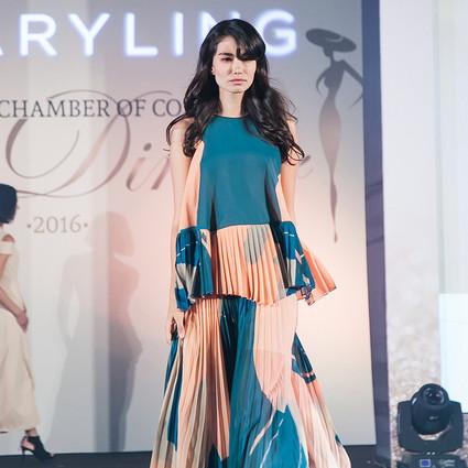 ICC携手MARYLING打造臻尚晚宴, 2017SS亚洲首秀落地香港