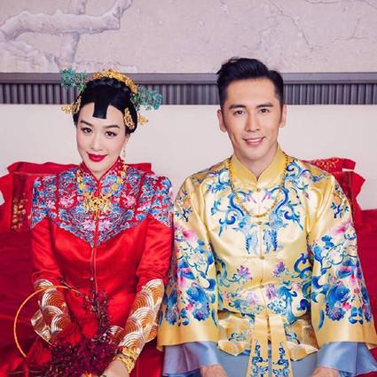 缔月下之盟,履白头之约—— 徐孜,新中式嫁衣的雕刻者