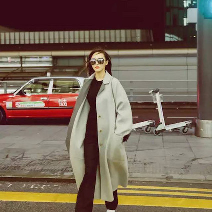 每日星范 | 唐嫣 杨幂宋茜明星告诉你,冬季怎么选一款走路都带风的长外套!