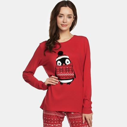 圣诞轰趴,睡衣风来袭给你想要的慵懒