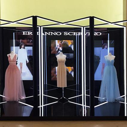 ERMANNO SCERVINO参展Salone del Mobile.Milano 米兰国际家具(上海)展览会