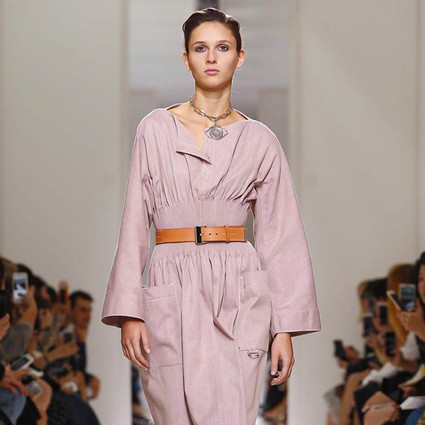 Hermès用简单和纯粹,给我们一场润物细无声的美!