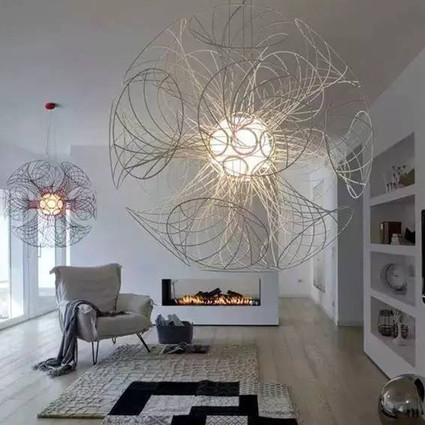 你家的吊灯够优雅吗