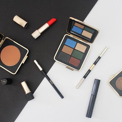 评测|Victoria Beckham&雅诗兰黛 设计师高定彩妆系列