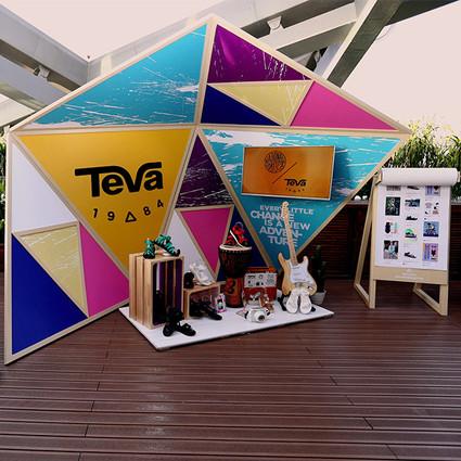 美国经典运动凉鞋品牌Teva正式全渠道登陆中国 2017春夏系列即将引燃街头时尚风向