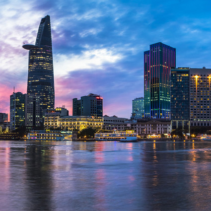 意大利梦之队打造越南最值得期待的酒店,西贡万韻酒店隆重登场胡志明市