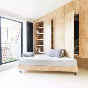 28平米小公寓里的舒适生活