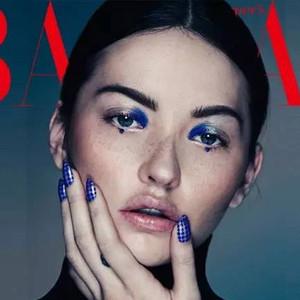 """男友送的蓝色妖姬可能有假,掌握幽蓝清澈的""""蓝眸眼妆""""才是真"""