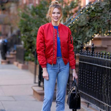 """冰冰、KK变身""""超级玛丽奥""""?红蓝配色竟从动漫界火到时尚圈!"""