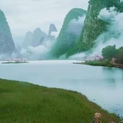 这里才是中国最美的春天,藏着比四海八荒第一玛丽苏剧《三生三世》更美的桃源秘境!
