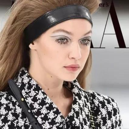 Chanel救了亚洲小眼睛!Armani Prive根治大脸不反弹!