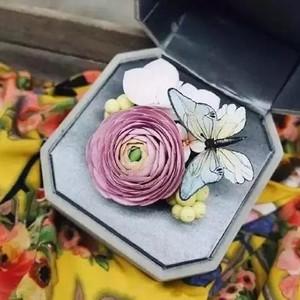 这些甜甜的花不是花,却娇艳欲滴美到爆