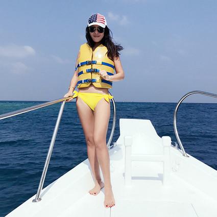 雾霾来了怎么破?惹不起我躲的起,跟着苏芒的脚步去马尔代夫度个假吧!