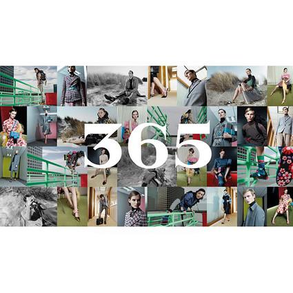 Prada推出:365,全新视觉流广告大片