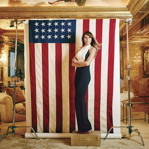 从一个小镇姑娘到美国第一夫人,她与特朗普的爱情保鲜才不只靠脸蛋和身材!
