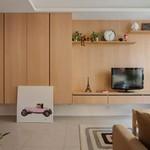 66平米温馨公寓改造