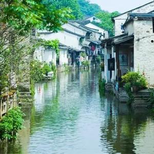 堪与苏杭媲美,它才是最不枉此行的江南水乡,不如花上两天时间去踏春~