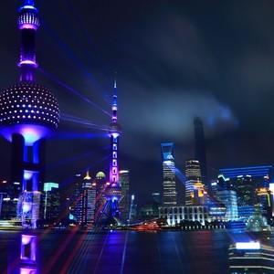 还有一周,这个中国最繁华的都市将重回宁静,是时候放慢脚步细细体会了