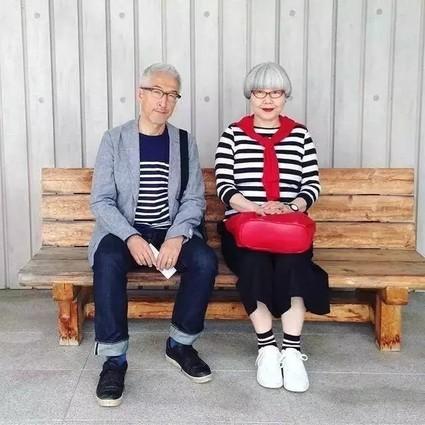 结婚37年60多岁的他们秀最萌恩爱,嫁给爱情是这样的!