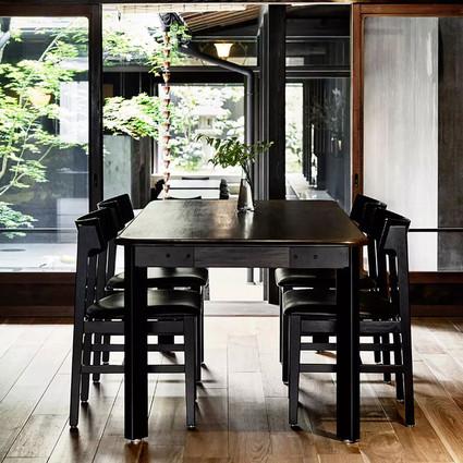 120年历史的「京都町屋」