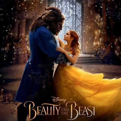 最勇敢的公主无需骑士,最温暖的野兽变成王子,爱比美貌更敢说永恒!