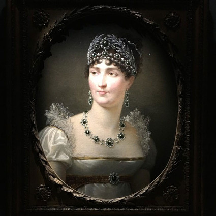 拿破仑他老婆戴的珠宝来中国了?!正在故宫博物院展览呢~