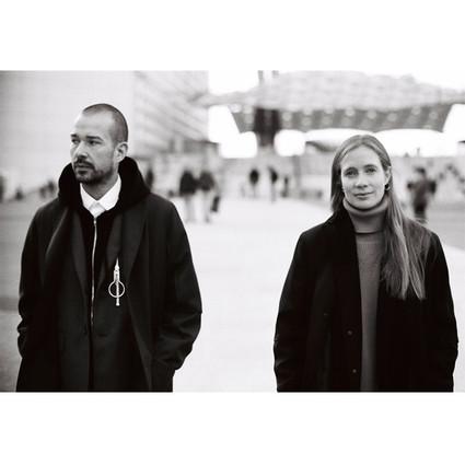 JIL SANDER任命Lucie Meier与Luke Meier为新任创意总监