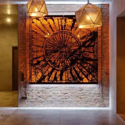波斯文化住宅空间