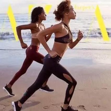 跑步瘦身我只服陈意涵张钧甯,运动拉筋才是标红知识点!