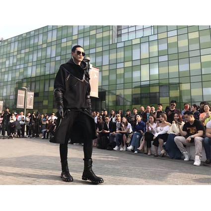 意大利著名奢侈男装品牌LES HOMMES,中国首家旗舰店开幕!