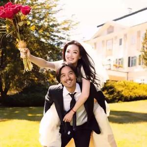 没有Vera Wang也可以美得飞起,掌握这5招,拍出最近爆火的明星同款婚纱照!
