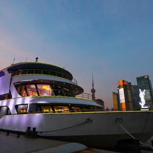 亚洲首场YSL BEAUTY CLUB登陆上海  YSL圣罗兰美妆酷炫开启游轮快闪店