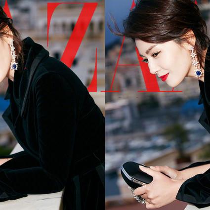 为什么长相越温柔的女生越适合画酷酷的眉毛?刘涛亲证!