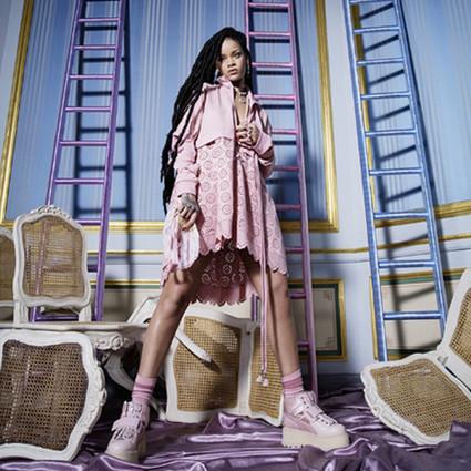 FENTY PUMA by Rihanna17春夏系列——第二波新品开春来袭!