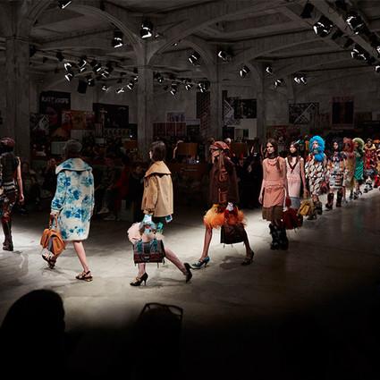 Prada即将在米兰展示2018女装早春系列